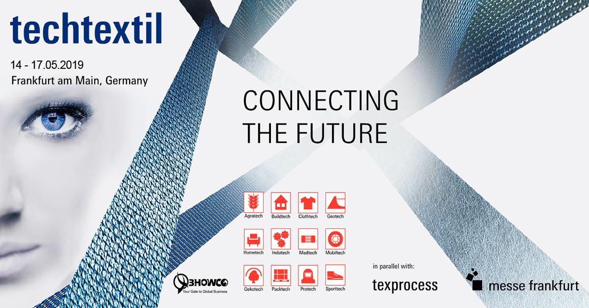 Techtextil 2019 logo